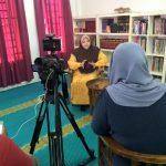 Dikunjungi oleh krew TV3 untuk Rancangan Nona