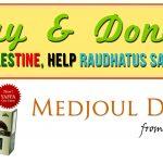 Kurma Medjoul untuk tahun 2018 – DAPATKAN SEKARANG!